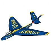 X-Kites 25 FlexWing Glider Blue Angels Jet 3D Flyer