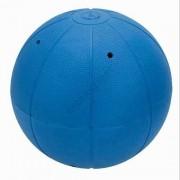 Csörgőlabda, 22 cm átmérőjű, 8 lyukkal (goalball)