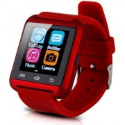 Jiyanshi Bluetooth Smart Watch with Apps like Facebook Twitter Whats app etc for Motorola Ex 119