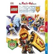 Dorling Kindersley LEGO® NEXO KNIGHTS™ Das Mach-Malbuch