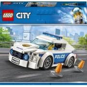 LEGO Mașină de poliție pentru patrulare