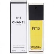 Chanel No.5 Eau de Toilette para mulheres 50 ml
