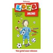 Boosterbox Mini Loco - Van getal naar rekenen (6 jaar)