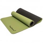 Екологична Постелка за Йога с Подарък Чанта (Зелена)