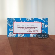 Place card Briza marii
