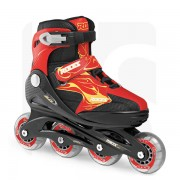 Roces Compy 3 black/red