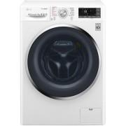 Пералня със сушилня, LG F4J8FH2W, Енергиен клас: A, 9кг пране / 6кг сушене