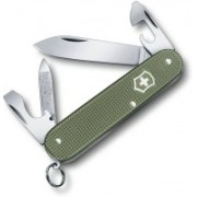 Victorinox Cadet, 84mm, Alox Limited Edition 2017, Olive Green Swiss Army Knife
