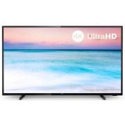 "Televizor LED Philips 127 cm (50"") 50PUS6504/12, Ultra HD 4K, Smart TV WiFi, CI+"