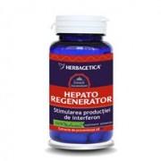 Hepato Regenerator Herbagetica 30cps