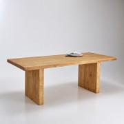 Vaste rechthoekige tafel, voor 6 tot 8 personen, Malu