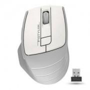 Оптична мишка A4tech FG30 Fstyler, 2000 DPI, безжична, бял, A4-MOUSE-FG30-WHITE