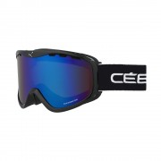 Ски Очила Cebe Ridge OTG [Black Yellow/Brown Flash Blue] CBG108