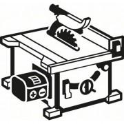 Диск за акумулаторни циркулярни триони 216 x 1,7/1,2 x 30 T48 Expert for Wood, 2608644521, BOSCH
