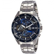 Casio Analog Blue Round Watch -EFR-556DB-2AVUDF (EX362)