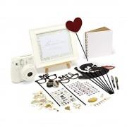 Fujifilm Wedding Kit Instax Mini 9 Alb