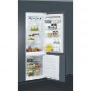Combina frigorifica incorporabila Whirlpool 6th Sense ART 872 A+, No Frost, 264 l, h 177 cm