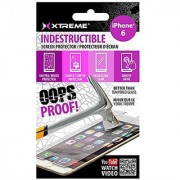 Xtreme Xtreme Cables Indestructible Screen Protector for iPhone 6 - Screen Protectors - Retail Packaging - Clear