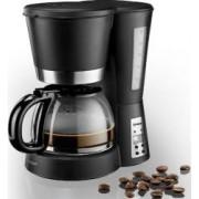 Cafetiera Trisa Aroma Coffe On Time 1.2L 900W Negru