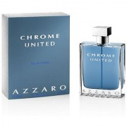 Azzaro Chrome United Edt - 100 Ml (For Men)