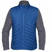 Chaqueta Hombre Fusion-3 Vest Jacket Lippi Azul / Gris Oscuro