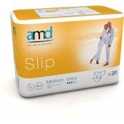 AMD Slip Medium Extra incontinentie absorberende luiers