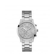 Guess Horloges Watch Solar W1070L1 Zilverkleurig