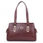 Fiesto fashion Messenger Bag(Brown)