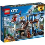 Lego City Police Bergspolisens högkvarter 60174