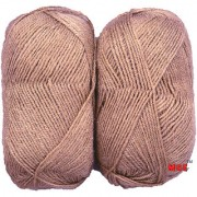 M.G Rose Brown 300 gm hand knitting Soft Acrylic yarn wool thread for Art & craft Crochet and needle