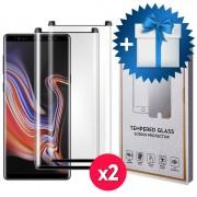 Protector de Ecrã Saii 3D Premium para Samsung Galaxy Note9 - 2 Unidades