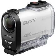 SONY Câmara Action Cam FDR-X1000VR Branca +Télécomando Live-View