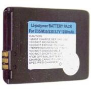 GSMA36162 3,6V-1250MAH LI-POL MOBILTELEFON AKKU SIEMENS ew00266