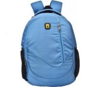 Blowzy waterproof laptop backpacks 30 L Backpack(Blue)