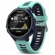Ceas Smartwatch Garmin Forerunner 735XT, GPS, HR, Blue