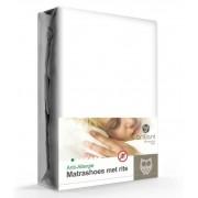 Briljant Matrasvernieuwer/Beschermer Anti Allergie Evolon (20cm)-90 x 220 cm