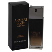 Giorgio Armani Code Profumo Eau De Parfum Spray 0.67 oz / 19.81 mL Men's Fragrances 540575