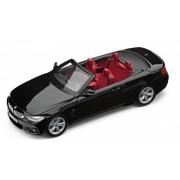 Macheta BMW Seria 4 Cabrio F33 1:43 Sapphire Black