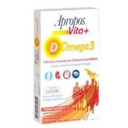 Desa pharma srl Apropos Vita+vitd+omega3 30gel