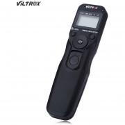 Control Remoto De La Cámara Viltrox Digital Time Shutter Release Para Sony MC S1-Negro