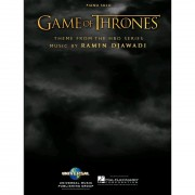 Hal Leonard - Ramin Djawadi: Game Of Thrones Theme voor piano