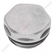 Dop calorifer cu o-ring 1/2 nichelat