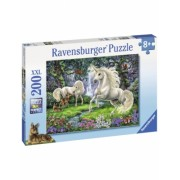 Puzzle Unicornii Mistici, 200 Piese Ravensburger