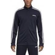"""""""adidas Spring 3-Stripes vest heren marine/wit """""""