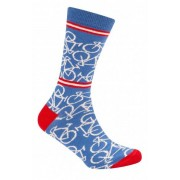 Le Patron Bicycle Socks Unisex