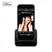 Ozaki OTool Lightning Charge And Sync Amplifier Dock - док станция за iPhone с Lightning (тъмносив)