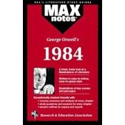 1984 (Maxnotes Literature Guides), Paperback/Karen Brodeur