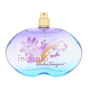 Salvatore Ferragamo Incanto Shine eau de toilette 100 ml Tester donna