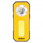 Lampa atelier mini cu powerbank Rebel, 1800 mAh, 300 lm, USB-C, 3 moduri de iluminare