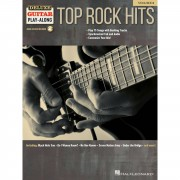 Hal Leonard Deluxe Guitar Play-Along: Top Rock Hits